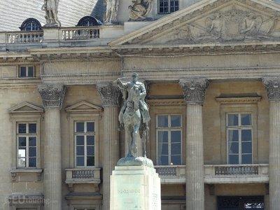 Statue of Marshal Joseph Joffre