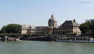 Institut de France from across the river