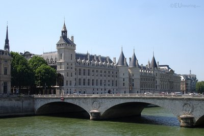 Pont au Change and Conciergerie