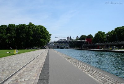 Allee du Canal