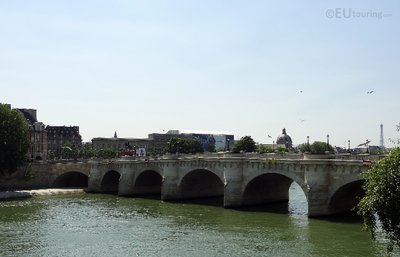 Pont Neuf over the River Sene