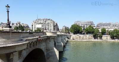 The Pont Neuf bridge