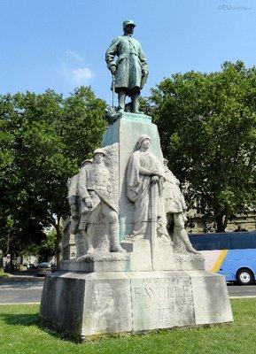 Marie Emile Fayolle statue