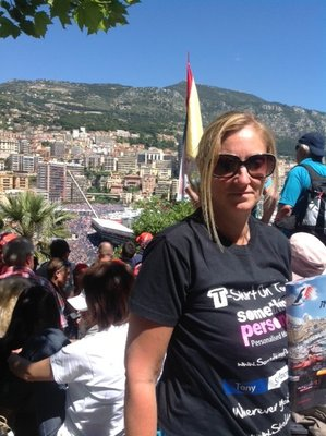 T-Shirt On Tour - Monaco Grand Prix 2013