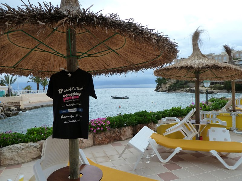 T-Shirt On Tour Palma