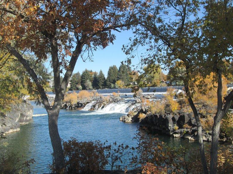 Greenbelt Idaho Falls