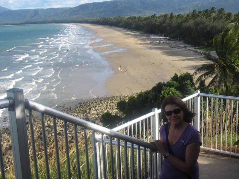 Four Mile Beach, Port Douglas, QLD, Australia