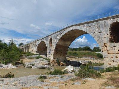 Bridge near Roussillon