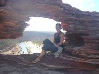 Me in Nature's Window