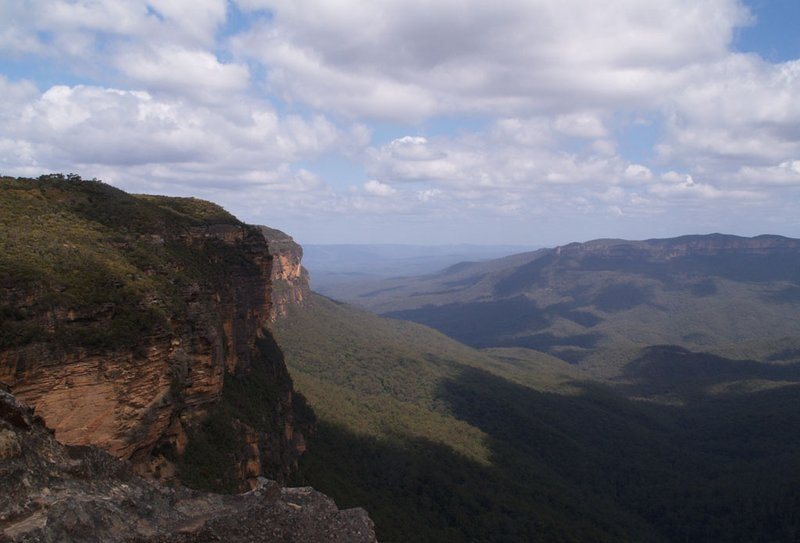 Blue Mountains - another lovely view