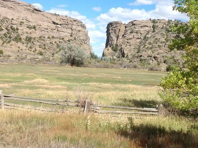 Devil's Gate, Wyoming