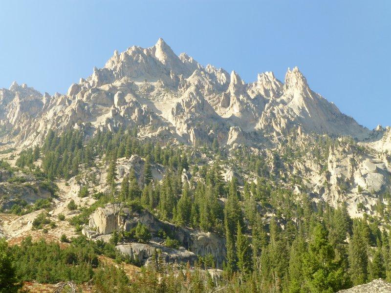 Sawtooth Mountains Wilderness