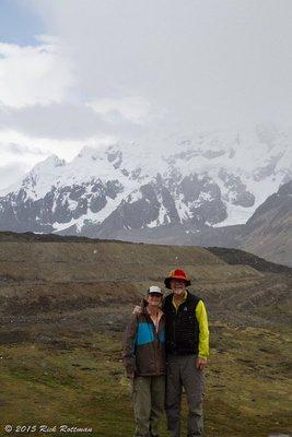 15,000 ft Pass