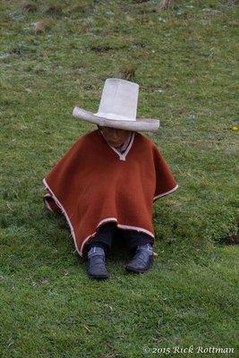 D 35-Campesino boy, Cumbemayo