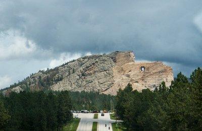 Chief Crazy Horse Memorial