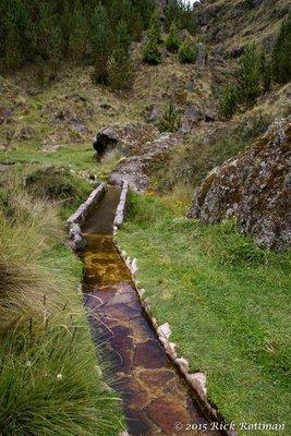 D 35-Pre-Incan Irrigation Canal 2