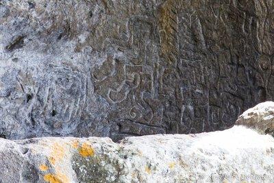 D 35-Terra Boca, Petroglyphs