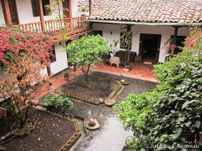 Day 40-Casa Vieja Courtyard