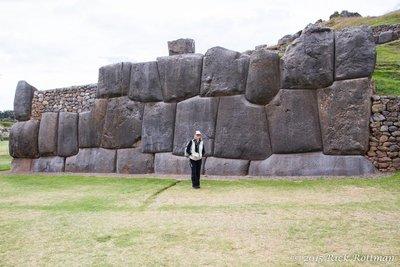Day 43-Large SacsaywamánWall Stones