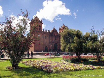 Day 43-Plaza Armas, Cusco
