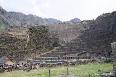 Day 44- Ollantaytambo Incan Ruins