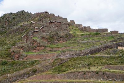 Day 44- Pisac Ruins, Condor's Head Section