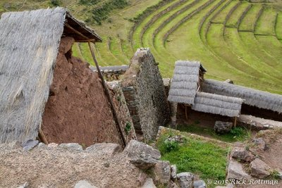 Day 44- Pisac Ruins and Terraces