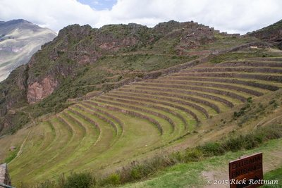 Day 44- Pisac Terraces