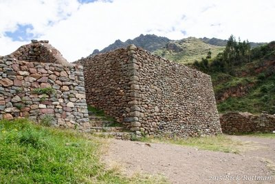 Day 44- Pisac Wall