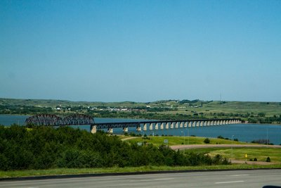 I-90 Missouri River Crossing
