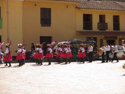 Dancing Festival Performers 2
