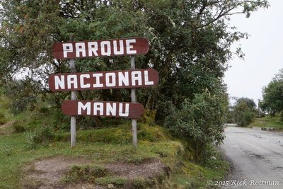 Manu Park Boundary
