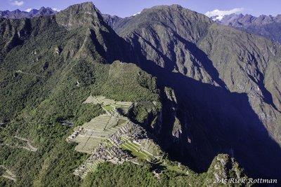 On Waynu Picchu