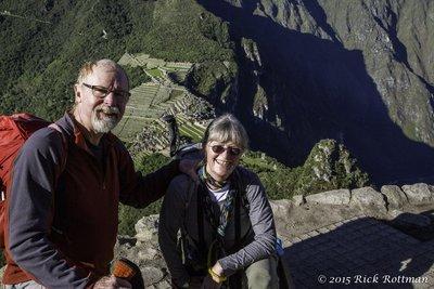On Waynu Picchu 2