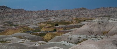 SD Badlands Yellow Mounds 2