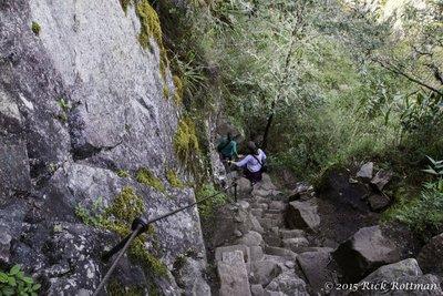Waynu Picchu Cable Assist