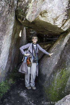 Waynu Picchu Tunnel