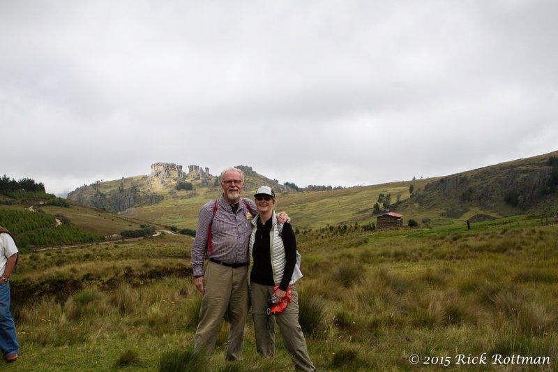 D 35-Rick & Karen at Cumbemayo