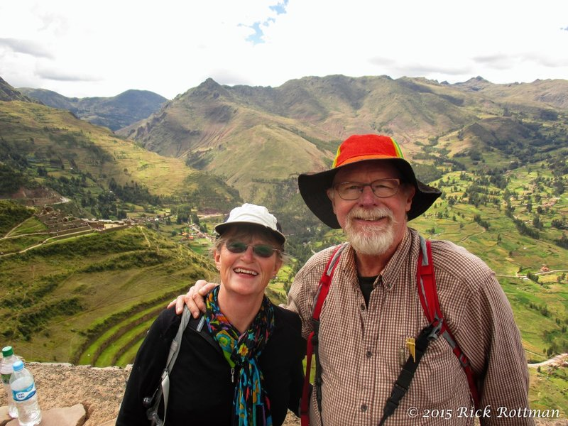 Day 44-Smiling at Pisac!