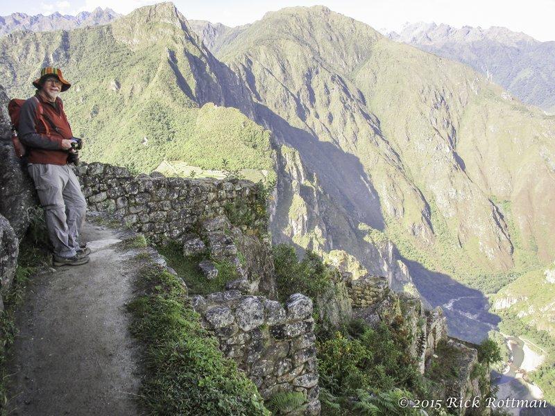 Waynu Picchu Heights trail
