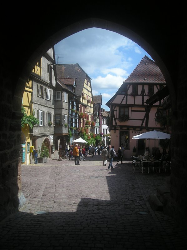 Riquewihr - Yet Another CLFT