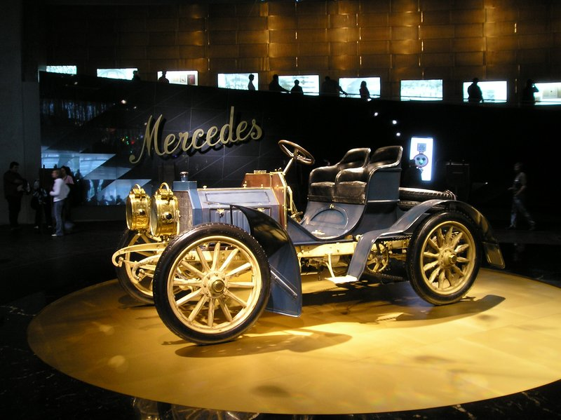 Early Mercedes