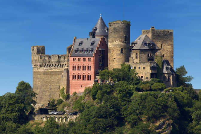 Oberwesel , Germany