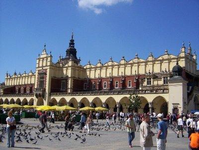 Rynek Glówny (Medieval Square)