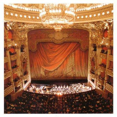 La Salle Garnier Opera House