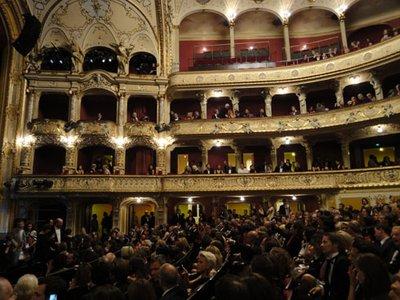 Zurich Opera House (Zuricher Opernhaus)