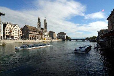 Zurichsee and Lake Promenade
