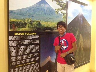 Mayon on Tarps