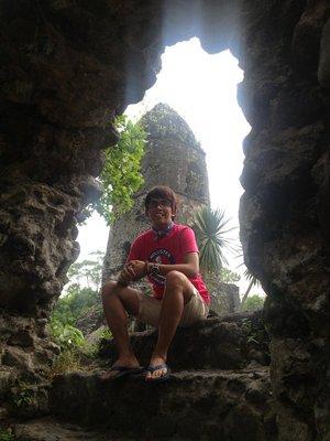The Cagsawa Ruins