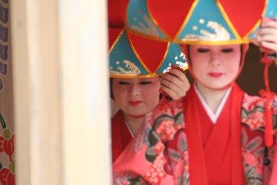 GW2008 - Shuuri Ryukyuan dancers2
